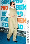Купить «Will Ferrell at arrivals for SEMI-PRO Premiere, Grauman's Chinese Theatre, Los Angeles, CA, February 19, 2008. Photo by: Michael Germana/Everett Collection», фото № 14794766, снято 19 февраля 2008 г. (c) age Fotostock / Фотобанк Лори