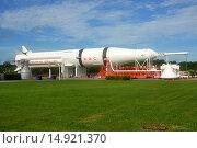 Космический центр на мысе Канаверал. Стоковое фото, фотограф Nelly Gogus / Фотобанк Лори