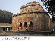 Купить «Kantajew temple, Dinajpur», фото № 14930918, снято 20 сентября 2018 г. (c) age Fotostock / Фотобанк Лори