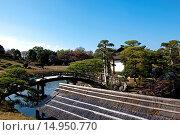 Купить «Korakuen Garden», фото № 14950770, снято 22 февраля 2019 г. (c) age Fotostock / Фотобанк Лори