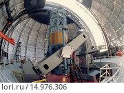 Купить «100-Inch Mount Wilson Telescope», фото № 14976306, снято 7 сентября 2006 г. (c) age Fotostock / Фотобанк Лори