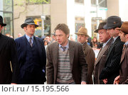 Купить «Zach Braff and the cast of Bullets Over Broadway perform on Today Show Best of Broadway week Featuring: Zach Braff Where: NY, New York, United States When: 06 May 2014 Credit: Dan Jackman/WENN.com», фото № 15195566, снято 6 мая 2014 г. (c) age Fotostock / Фотобанк Лори