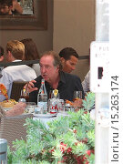 Купить «Eric Idle of Monty Python fame enjoys lunch in Beverly Hills Featuring: Eric Idle Where: Los Angeles, California, United States When: 17 May 2014 Credit: WENN.com», фото № 15263174, снято 17 мая 2014 г. (c) age Fotostock / Фотобанк Лори
