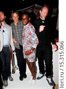 Купить «Gumball 3000 closing party in Ibiza after driving 3000 miles from Miami to Ibiza Featuring: Tinie Tempah,Tony Hawk,Maximillion Cooper Where: Ibiza, Spain When: 11 Jun 2014 Credit: Owen Beiny/WENN.com», фото № 15315066, снято 11 июня 2014 г. (c) age Fotostock / Фотобанк Лори