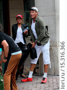 Купить «David Hasselhoff leaving his hotel in Paris on the Gumball 3000 Featuring: David Hasselhoff,Hayley Roberts Where: Paris, France When: 11 Jun 2014 Credit: Owen Beiny/WENN.com», фото № 15316366, снято 11 июня 2014 г. (c) age Fotostock / Фотобанк Лори