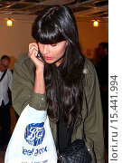 Купить «Jameela Jamil arrives at Los Angeles International (LAX) airport Featuring: Jameela Jamil Where: Los Angeles, California, United States When: 01 Sep 2014 Credit: WENN.com», фото № 15441994, снято 1 сентября 2014 г. (c) age Fotostock / Фотобанк Лори