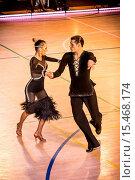 Купить «Dancers dancing latin dance», фото № 15468174, снято 23 февраля 2019 г. (c) age Fotostock / Фотобанк Лори