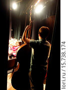 Купить «Middle School Orchestra, Wellsville, New York, United States.», фото № 15738174, снято 19 декабря 2014 г. (c) age Fotostock / Фотобанк Лори