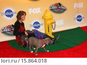 Купить «PAWS for Cause FOX TV Special Taping Featuring: Wendie Malick Where: Santa Monica, California, United States When: 22 Nov 2014 Credit: Nicky Nelson/WENN.com», фото № 15864018, снято 22 ноября 2014 г. (c) age Fotostock / Фотобанк Лори