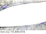 Купить «Обрамление мазками и фактурой», иллюстрация № 15894974 (c) Elizaveta Kharicheva / Фотобанк Лори