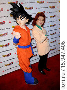 Купить «Masako Nozawa - Hollywood/California/United States - DRAGON BALL Z RESURRECTION OF F FILM PREMIERE», фото № 15947406, снято 11 апреля 2015 г. (c) age Fotostock / Фотобанк Лори