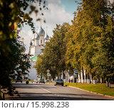 Ростов Великий (2015 год). Редакционное фото, фотограф Volkova Natalia / Фотобанк Лори