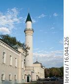 """Купить «Соборная мечеть """"Караван-Сарай"""". Вечер. Оренбурге», фото № 16044226, снято 2 сентября 2015 г. (c) Александра Жесткова / Фотобанк Лори"""