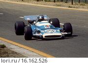 Belgian GP, Spa-Francorchamps 1970. Jean-Pierre Beltoise, Matra MS120, finished 3rd. Стоковое фото, фотограф GP Library \ UIG / age Fotostock / Фотобанк Лори