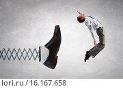 Купить «You are fired», фото № 16167658, снято 4 апреля 2020 г. (c) Sergey Nivens / Фотобанк Лори