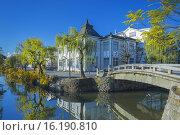 Купить «Kurashiki aesthetic area», фото № 16190810, снято 22 февраля 2019 г. (c) age Fotostock / Фотобанк Лори
