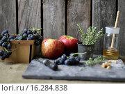 Купить «AUTUMN BOUNTY STILL LIFE», фото № 16284838, снято 8 июля 2020 г. (c) age Fotostock / Фотобанк Лори