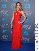 Купить «The 20th Annual Critics' Choice Movie Awards at the Hollywood Palladium on January 15, 2015 in Los Angeles, California. Featuring: Emily Blunt Where: California...», фото № 16315202, снято 15 января 2015 г. (c) age Fotostock / Фотобанк Лори