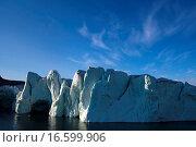Купить «Glacier, Nunavut, Canada», фото № 16599906, снято 9 декабря 2019 г. (c) easy Fotostock / Фотобанк Лори