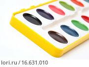 Купить «yellow palette», фото № 16631010, снято 31 декабря 2008 г. (c) easy Fotostock / Фотобанк Лори