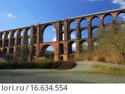 Купить «Göltzschtalbrücke _ Goltzsch valley bridge 33», фото № 16634554, снято 7 февраля 2008 г. (c) easy Fotostock / Фотобанк Лори