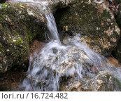Река в горах Крыма. Стоковое фото, фотограф Дмитрий Хлебников / Фотобанк Лори