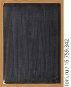 Купить «blank blackboard sign», фото № 16759342, снято 1 марта 2010 г. (c) easy Fotostock / Фотобанк Лори