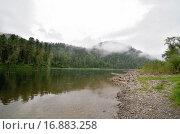 Купить «Река Бия. Республик Алтай», фото № 16883258, снято 7 августа 2014 г. (c) Александр Карпенко / Фотобанк Лори