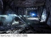 Купить «Самара. Сокские штольни. Пещера. Подземелье. Другая реальность.», фото № 17057086, снято 21 января 2020 г. (c) Дмитрий Третьяков / Фотобанк Лори