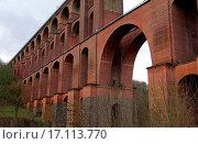 Купить «Göltzsch valley bridge», фото № 17113770, снято 8 апреля 2020 г. (c) easy Fotostock / Фотобанк Лори