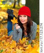 Beauty during autumn. Стоковое фото, фотограф Zoonar/D Sroga / easy Fotostock / Фотобанк Лори