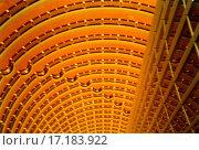 Купить «Inside of Jin Mao tower», фото № 17183922, снято 18 января 2019 г. (c) easy Fotostock / Фотобанк Лори