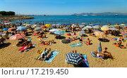 Купить «Sun and Sand», фото № 17219450, снято 17 августа 2018 г. (c) easy Fotostock / Фотобанк Лори