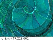 Купить «Blue waves background», фото № 17229662, снято 25 марта 2019 г. (c) easy Fotostock / Фотобанк Лори