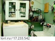 Купить «Not comfortable kitchen», фото № 17233542, снято 19 августа 2018 г. (c) easy Fotostock / Фотобанк Лори