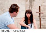 Купить «Relationship problems», фото № 17360582, снято 19 июня 2019 г. (c) easy Fotostock / Фотобанк Лори