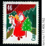 Купить «postage stamp», фото № 17406162, снято 15 ноября 2019 г. (c) easy Fotostock / Фотобанк Лори