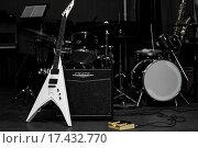 Гитара (2015 год). Редакционное фото, фотограф Андрей Дубаков / Фотобанк Лори