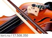 Купить «Violin close up», фото № 17508350, снято 3 июля 2020 г. (c) easy Fotostock / Фотобанк Лори