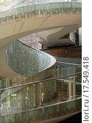 Купить «spiral stair», фото № 17549418, снято 28 января 2020 г. (c) easy Fotostock / Фотобанк Лори