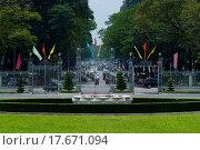 Купить «Ho Chi Minh City street view», фото № 17671094, снято 12 июля 2020 г. (c) easy Fotostock / Фотобанк Лори