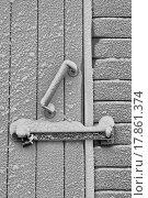 Купить «Door Locked», фото № 17861374, снято 19 сентября 2019 г. (c) easy Fotostock / Фотобанк Лори