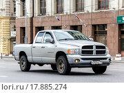 Купить «Dodge Ram 1500», фото № 17885274, снято 2 июня 2013 г. (c) Art Konovalov / Фотобанк Лори