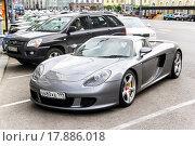 Купить «Porsche 980 Carrera GT», фото № 17886018, снято 2 июня 2013 г. (c) Art Konovalov / Фотобанк Лори