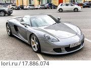 Купить «Porsche 980 Carrera GT», фото № 17886074, снято 2 июня 2013 г. (c) Art Konovalov / Фотобанк Лори