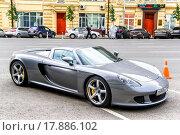 Купить «Porsche 980 Carrera GT», фото № 17886102, снято 2 июня 2013 г. (c) Art Konovalov / Фотобанк Лори