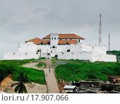 Купить «Elmina Castle in Ghana near Accra», фото № 17907066, снято 31 мая 2020 г. (c) easy Fotostock / Фотобанк Лори