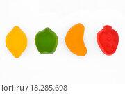 Купить «fruit jelly sweets», фото № 18285698, снято 24 января 2019 г. (c) easy Fotostock / Фотобанк Лори