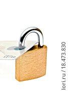 Купить «Kreditkarte sperren», фото № 18473830, снято 10 декабря 2019 г. (c) easy Fotostock / Фотобанк Лори