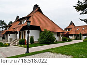 Купить «Vacation houses in the mountains», фото № 18518022, снято 20 февраля 2020 г. (c) easy Fotostock / Фотобанк Лори
